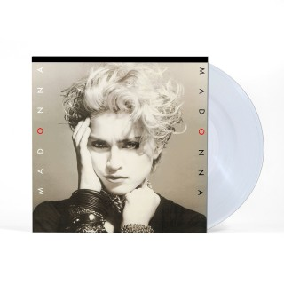 Madonna (180g Crystal Clear LP)