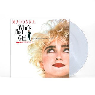 Who's That Girl (180g Crystal Clear LP)