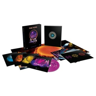 Delicate Sound of Thunder Deluxe 2CD/Blu-ray/DVD Box Set