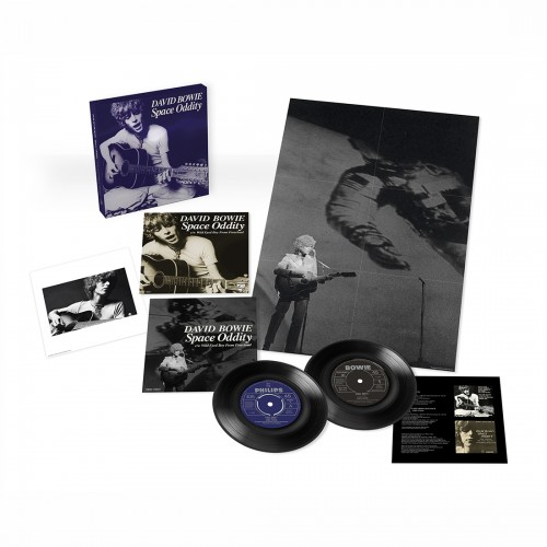 Space Oddity (50th Anniversary Boxset Singles) (Default)