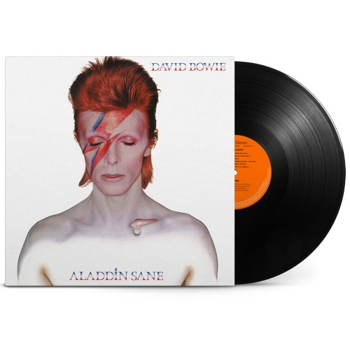 Aladdin Sane (180 Gram Vinyl) (Physical Album / DVD)