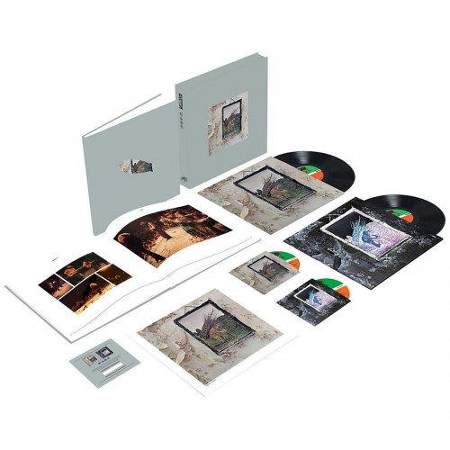 Led Zeppelin IV (Super Deluxe Edition Boxset) (Default)
