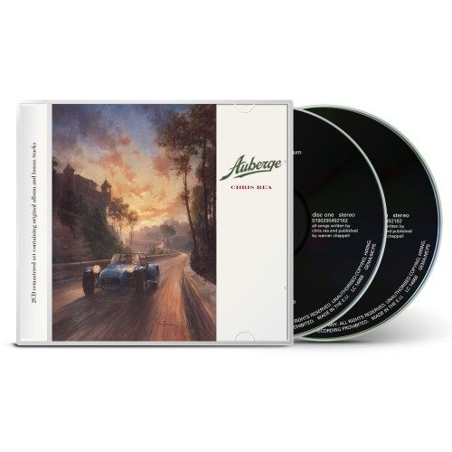Chris Rea  - Auberge (2CD Deluxe Edition)
