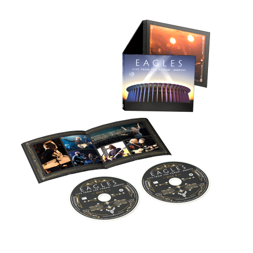 Live From The Forum MMXVIII 2CD (Default)