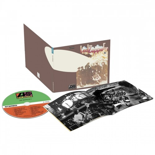 Led Zeppelin II (2014 Remaster) [1CD]