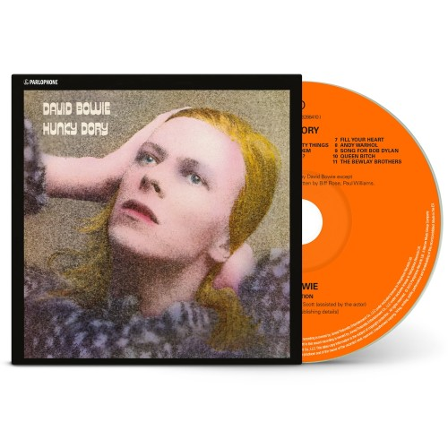 David Bowie | Hunky Dory (1CD)
