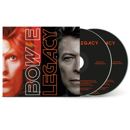 David Bowie   Legacy (The Very Best Of David Bowie) (2CD)