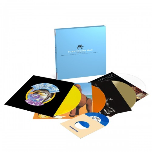 "Fleetwood Mac: 1973-1974 4LP + 7"" (Colored Vinyl) (Default)"