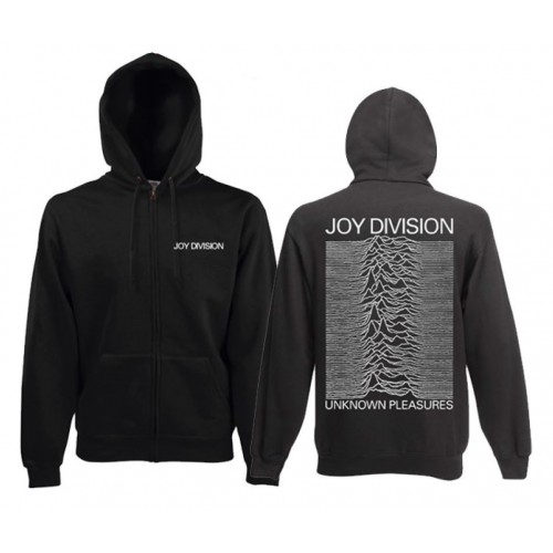 Unknown Pleasures Hoodie