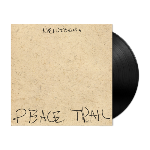 Peace Trail Vinyl (1LP)