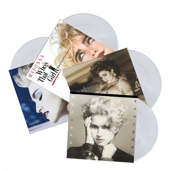 The Clear Vinyl Editions