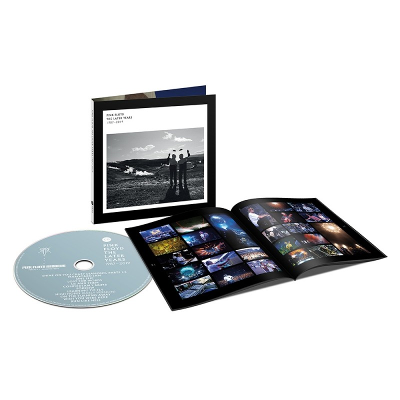 The Later Years 1987-2019 (1CD)