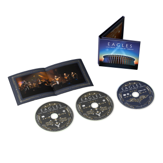 Live From The Forum MMXVIII 2CD/Blu-ray