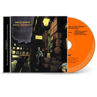 The Rise and Fall of Ziggy Stardust and the Spiders from Mars (1CD)