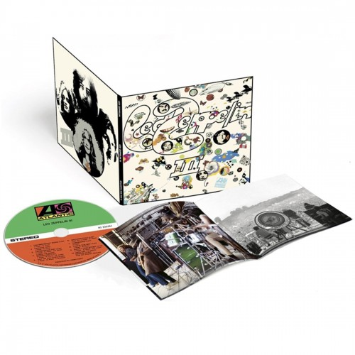 Led Zeppelin III (2014 Remaster) [1CD]