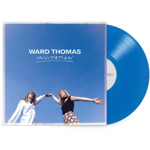 Invitation Exclusive Blue Vinyl