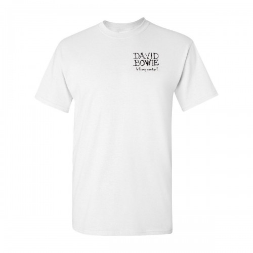 Is it any wonder? White T-Shirt