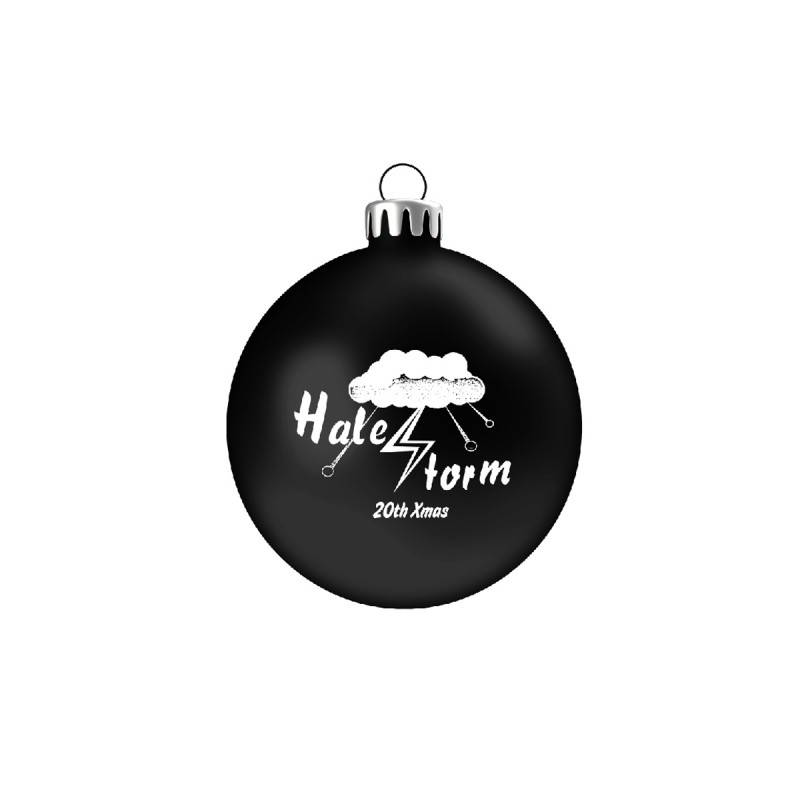 Halestorm 20th X-Mas Ornament