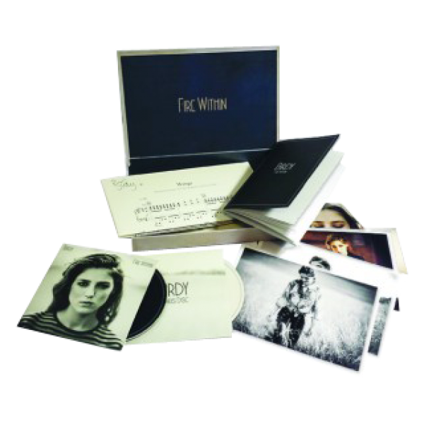 'Fire Within' Limited Edition Box Set