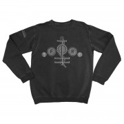Winter Of Mixed Drinks Anniversary Sweatshirt Black