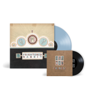 Winter Of Mixed Drinks Blue Vinyl and bonus 7""
