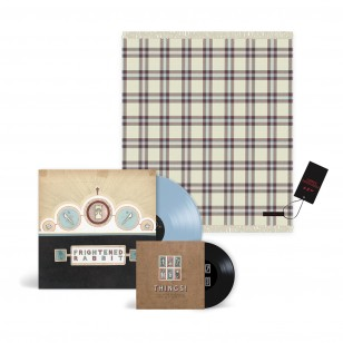 Winter of Mixed Drinks LP + Blanket