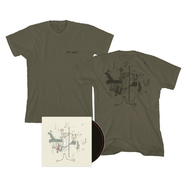 Tiny Changes CD and T-Shirt Bundle