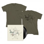 Tiny Changes Double LP and T-Shirt Bundle