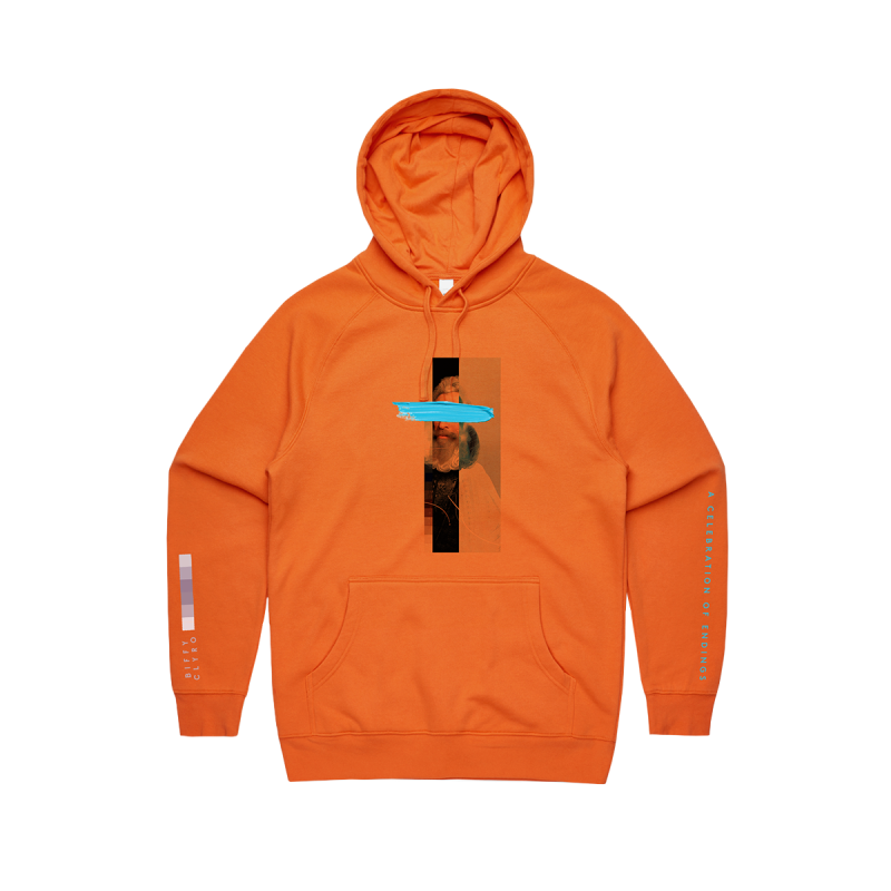 Orange A Celebration of Endings Hoodie