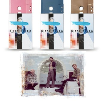 A Celebration of Endings Triple Cassette Bundle + Signed Art Card