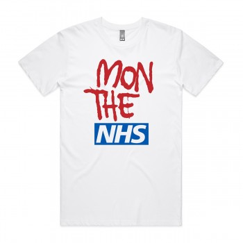 Mon The NHS White