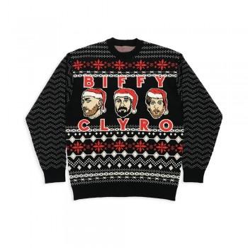 Santa Hats Christmas Jumper