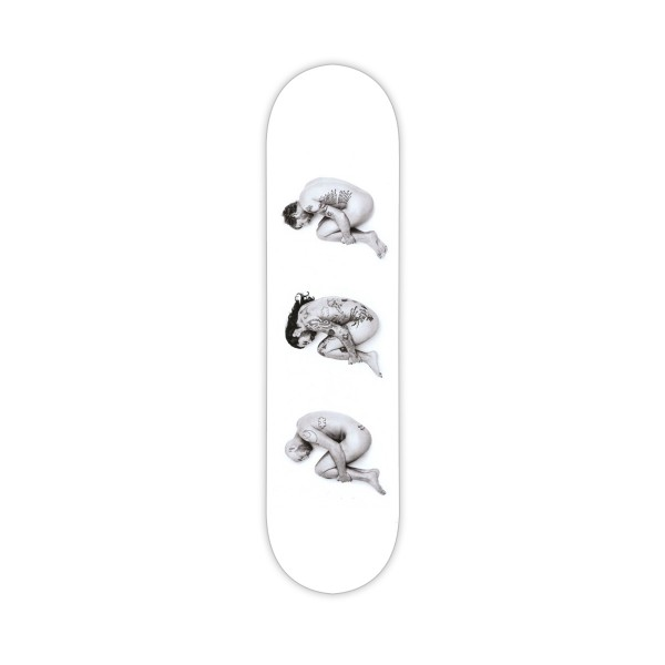 Ellipsis Skate Deck