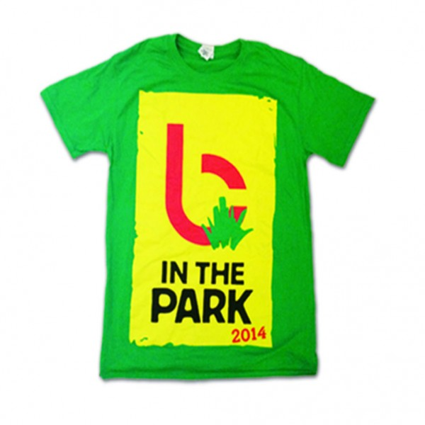 Biffy Clyro T In The Park Event T-Shirt