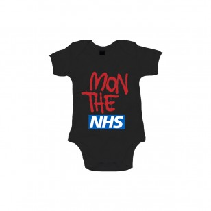 Mon The NHS Babygrow