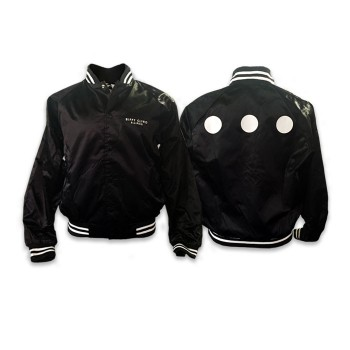 Ellipsis Baseball Jacket 1