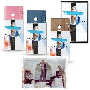 A Celebration of Endings Cassette Bundle + Signed Art Card