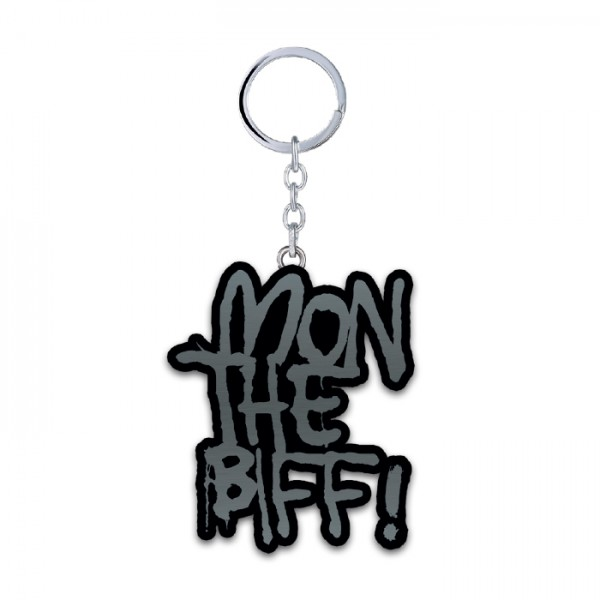 Mon The Biff Key Ring