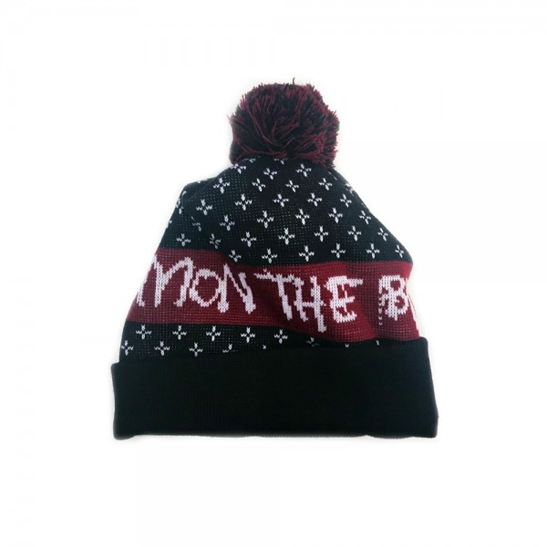Mon The Biff Bobble Hat - Biffy Clyro Merch