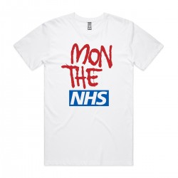 Mon The NHS White T-Shirt