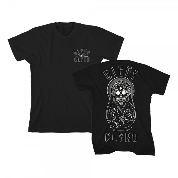 Doll T-Shirt - Biffy Clyro Store