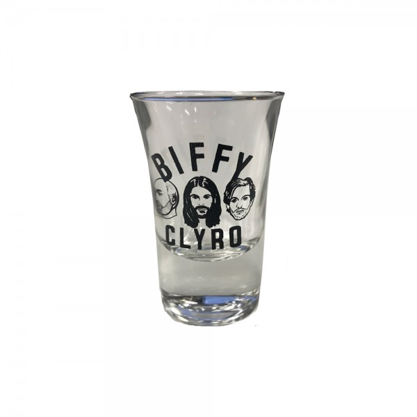 Biffy Fuckin Clyro Shot Glasses - Biffy Clyro Merch 1