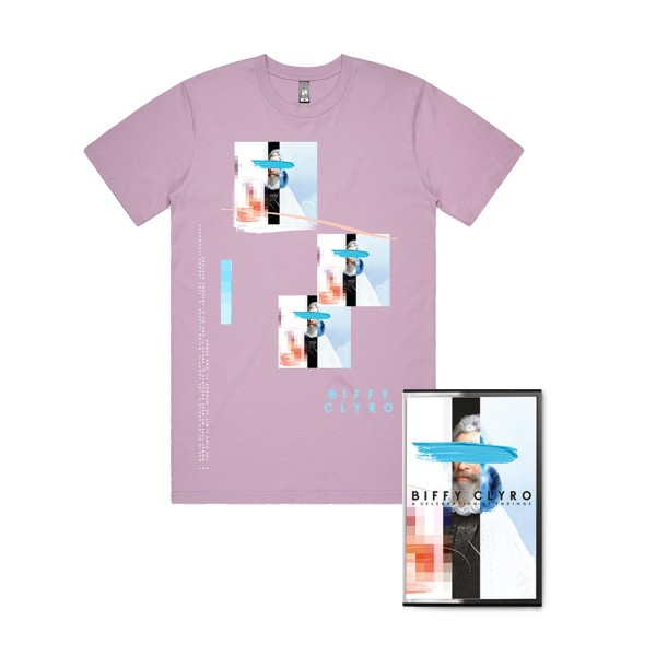 A Celebration of Endings Cassette + Exclusive T-Shirt