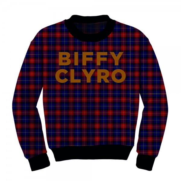Official Tartan Sweat