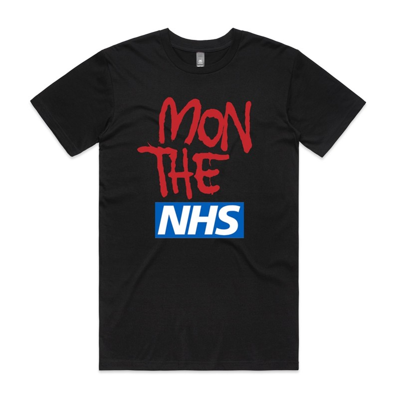 Mon The NHS Black