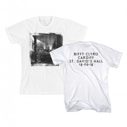 Cardiff, St. David's - Concert T-Shirt