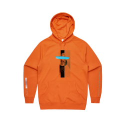 Hoodie orange A Celebration of Endings