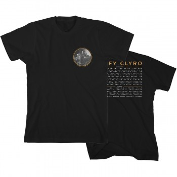 Unplugged Tour T-Shirt Black