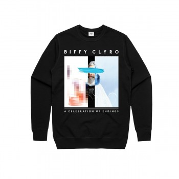 A Celebrations of Endings Sweatshirt Black