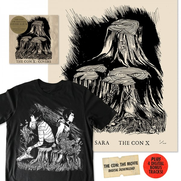 The Con X Deluxe CD Bundle